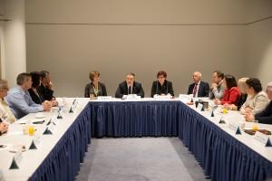 Échange avec le ministre Sébastien Proulx