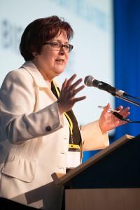 Lorraine Normand-Charbonneau ouvre le congrès 2017